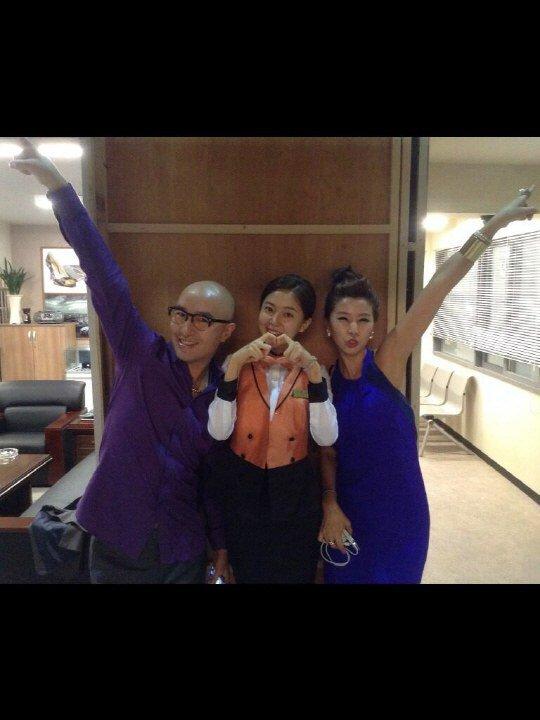 hong seok chun, baek jin hee, lee yoon mi_triangle