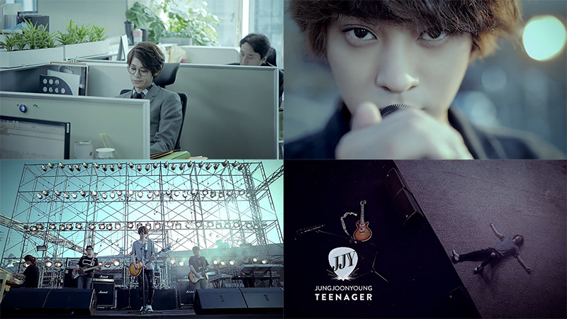 Jung Joon Young - Teenager