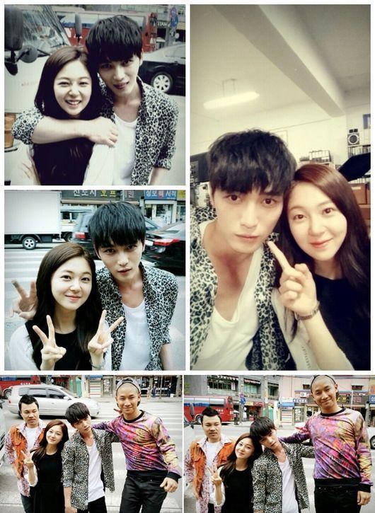 kim jae joong, baek jin hee_triangle (1)