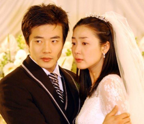 Choi ji woo and kwon sang woo