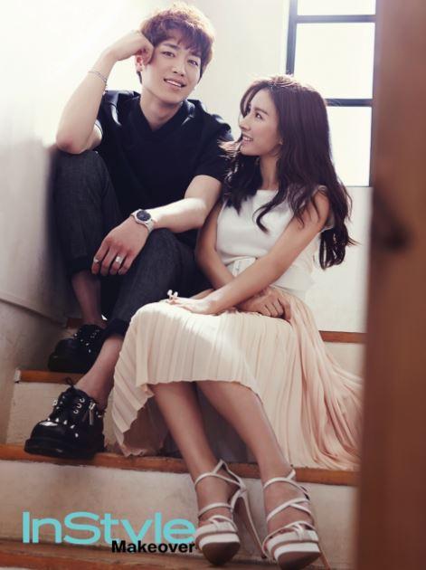 seo kang joon, kim so eun (2)