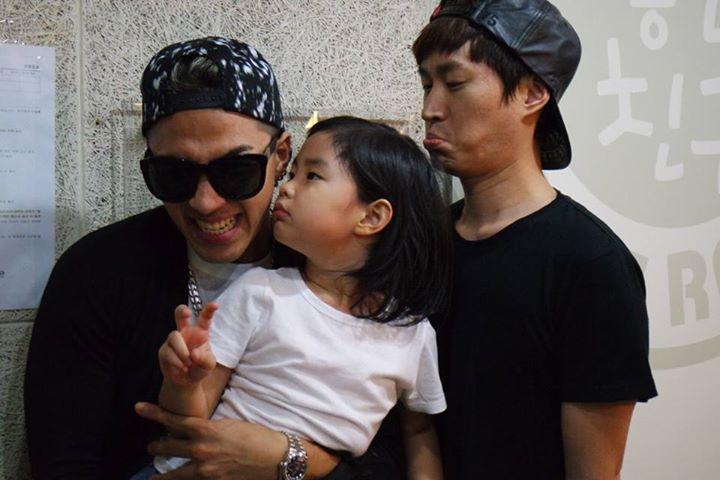 Tablo, Taeyang, Haru
