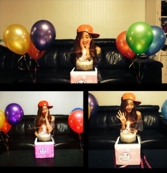 G.Na anniversary