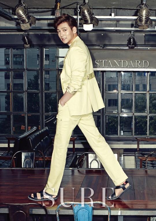 Ji Chang Wook for SURE
