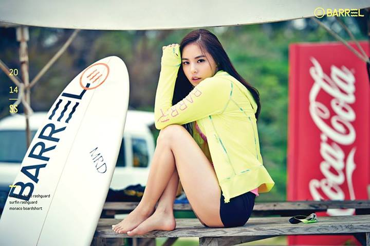 barrel min hyo rin 6