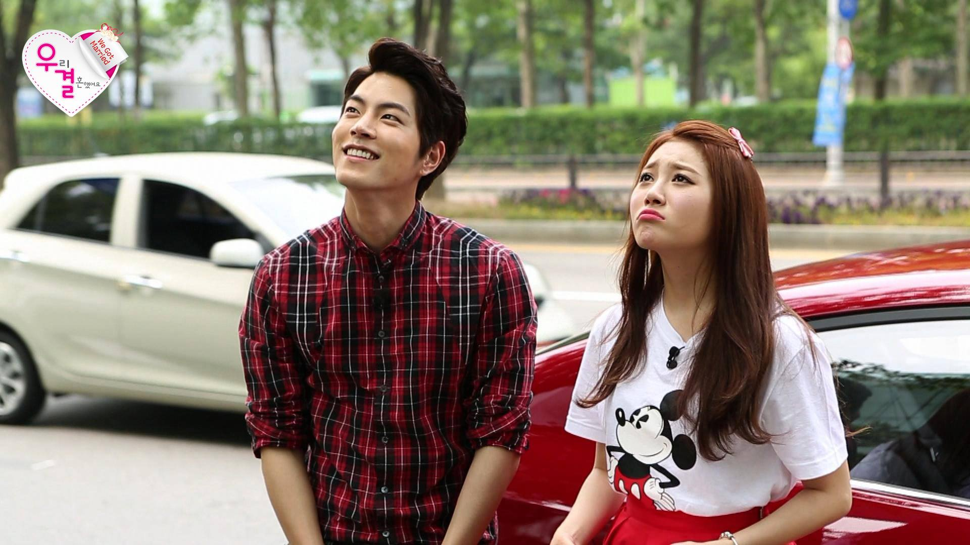 Hong Jong Hyun and Girl's Day Yura Gets Unconventional New ...