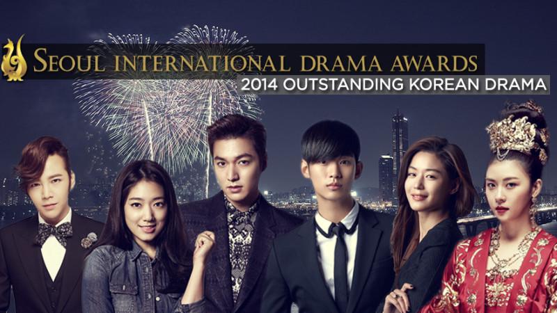 Halfway Results for Seoul International Drama Awards 2014