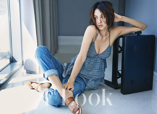 2014.08.07_lee hyori photoshoot 1