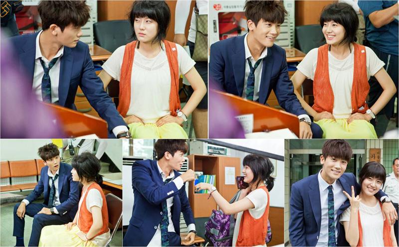 2014.08.18_park hyung sik & nam ji hyun drama
