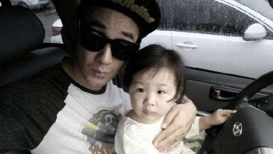 2014.08.20_uhm taewoong and daughter