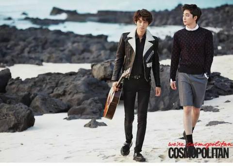 2014.08.22_jung joon young & roy kim 2