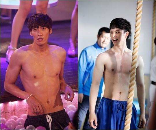 2014.08.23_kim young kwang & yook sung jae drama still