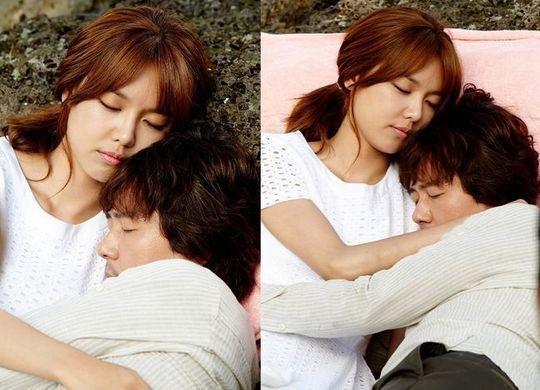 2014.08.29_sooyoung and kam woo sung stills
