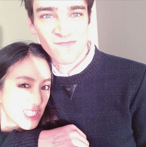 Cole Mohr, Jung Ryeo Won