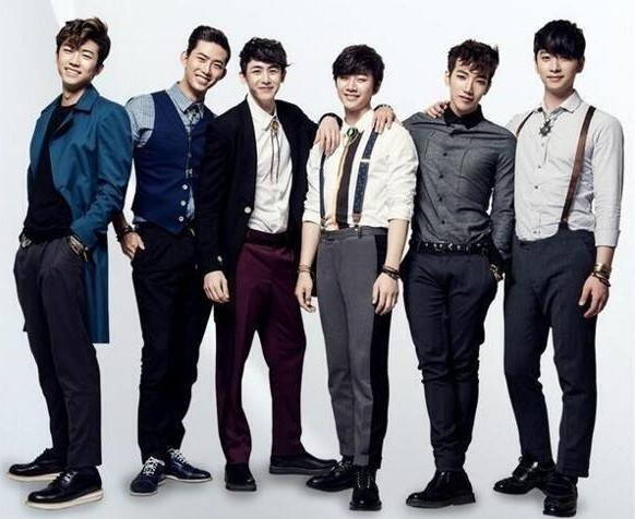 2PM to Follow up September Comeback with World Tour   Soompi  2pm 2014 Comeback