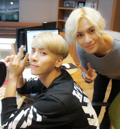 SHINee, Jonghyun, Taemin