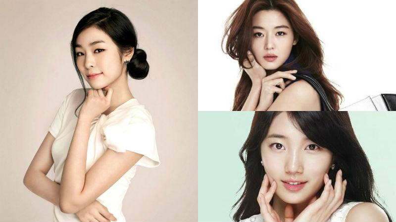 Kim Yuna, Jun Ji Hyun, Suzy