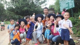 Girls' Day volunteering
