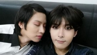 Heechul and Ryeowook featured