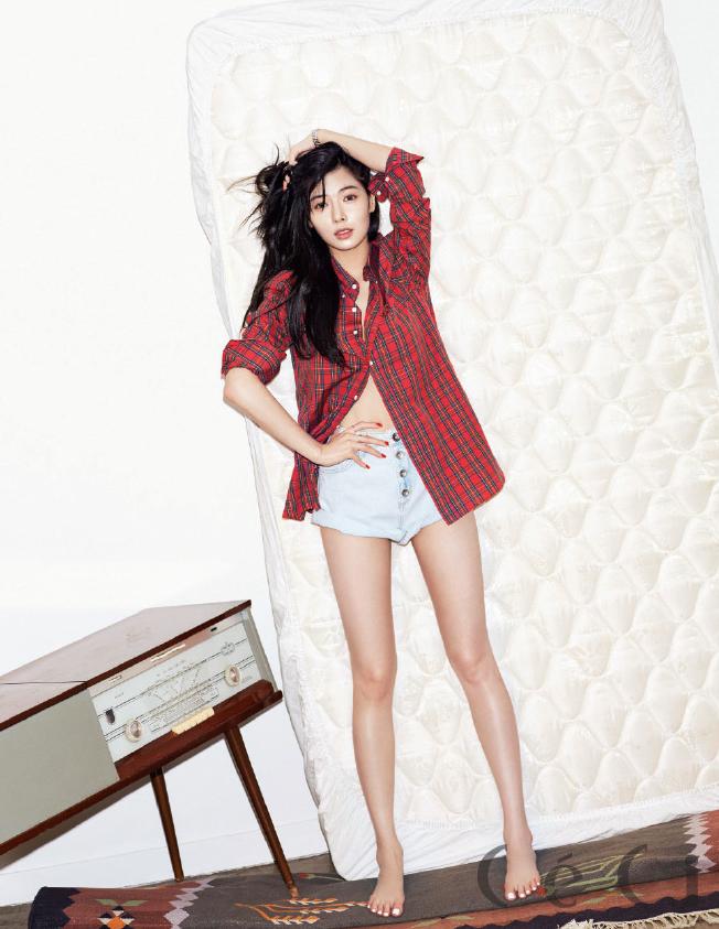 "HyunA Keeps It ""Red�..."