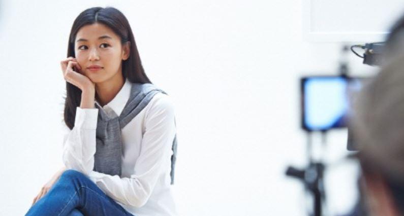 Jun Ji Hyun for UNIQLO 4