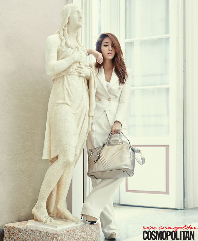 Lee Min Jung for Cosmo 6
