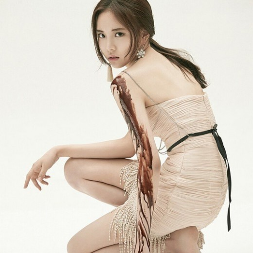 Lee Yeol Eum for Arena 2