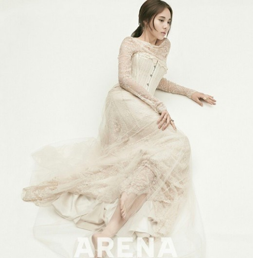 Lee Yeol Eum for Arena