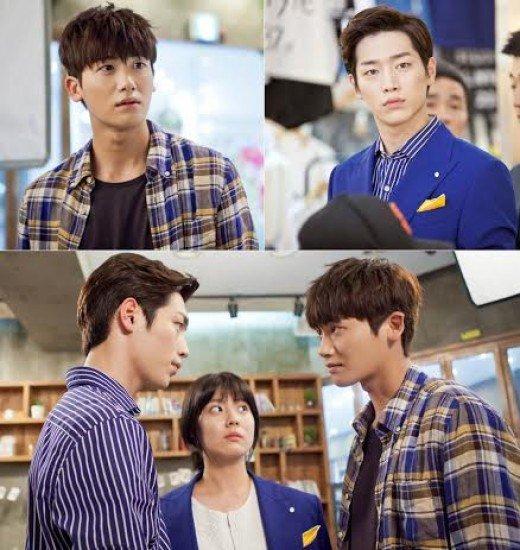 Park Hyung Sik vs Seo Kang Joon