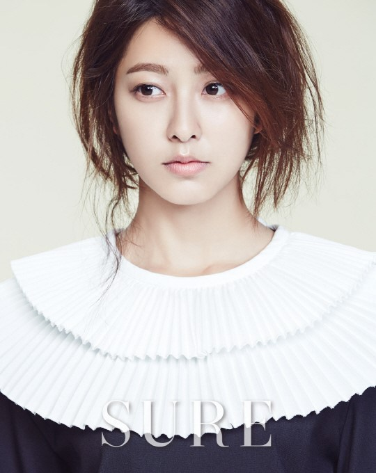 Park Sae Young for Sure 2