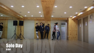 b1a4 solo day dance practice