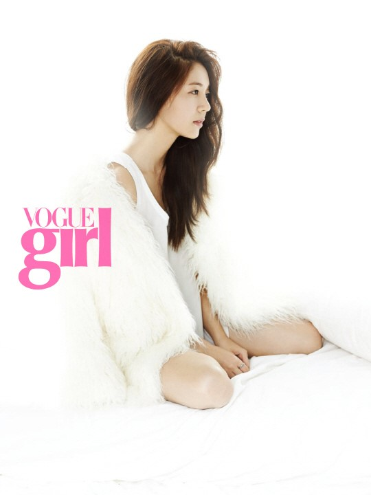 baek jin hee vogue girl