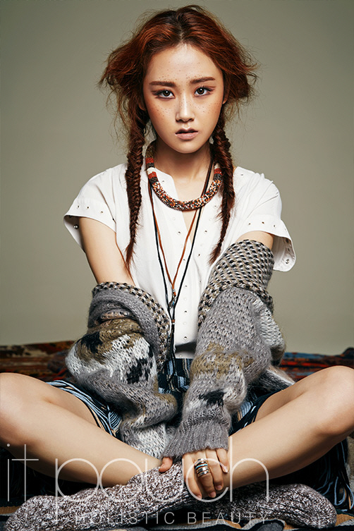 gayoon 4minute it pouch 1