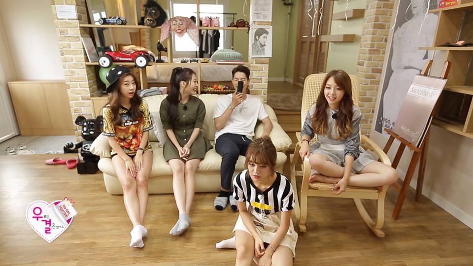 hong jong hyun girl's day