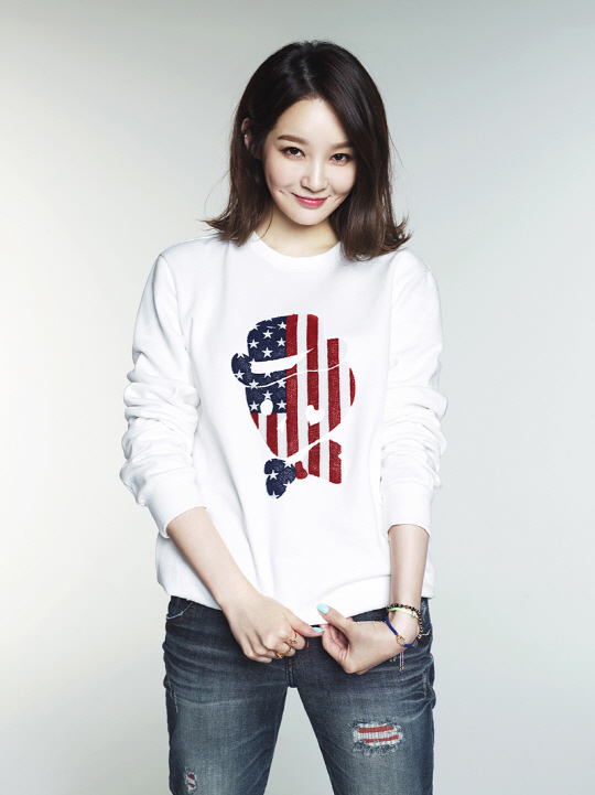 kang min kyung_g by guess
