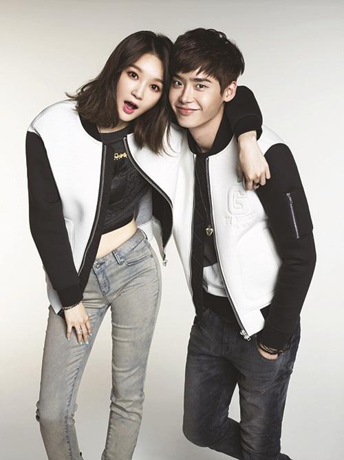 lee jong suk kang min kyung