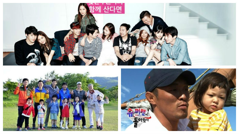 Sbs Kbs And Mbc Settle For The Same Time Slot For Their Sunday Variety Shows