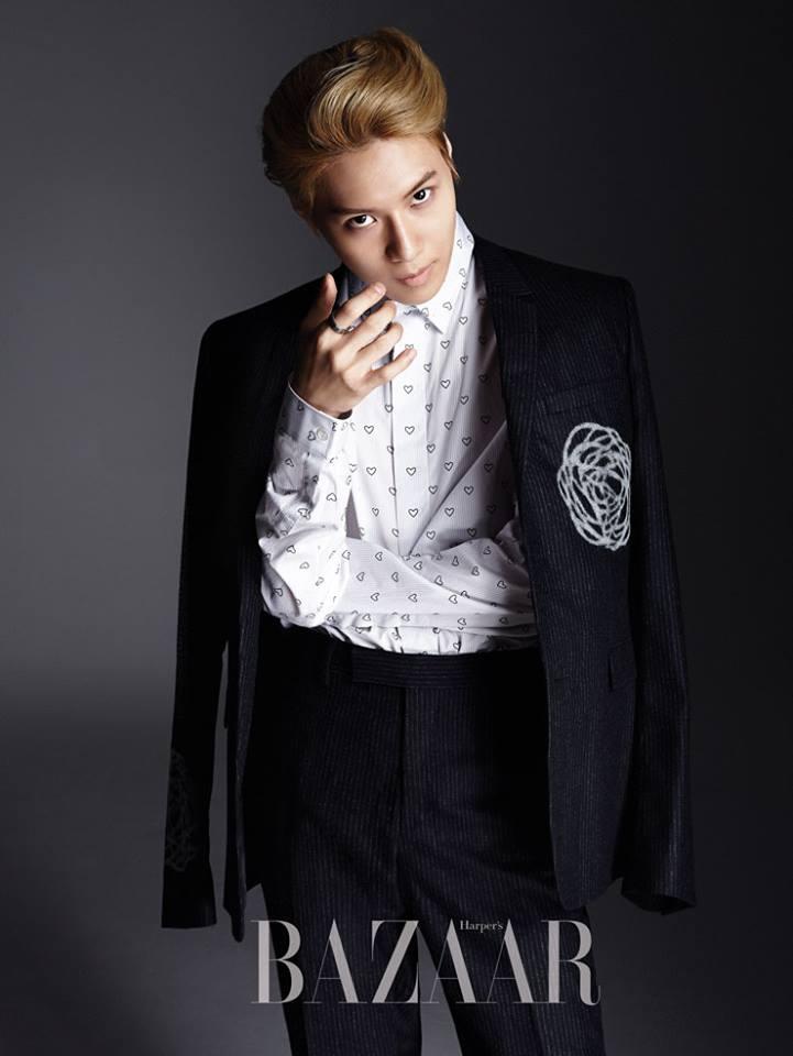 Shinee Taemin Photoshoot SHINee's Taemin Suits ...