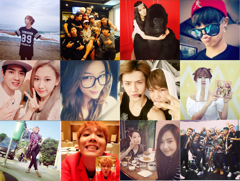 I Heart It: K-pop Instagram (July 27 – August 2)