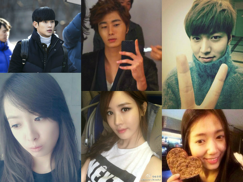 Top 10 K-Celebs with the Most Weibo Followers