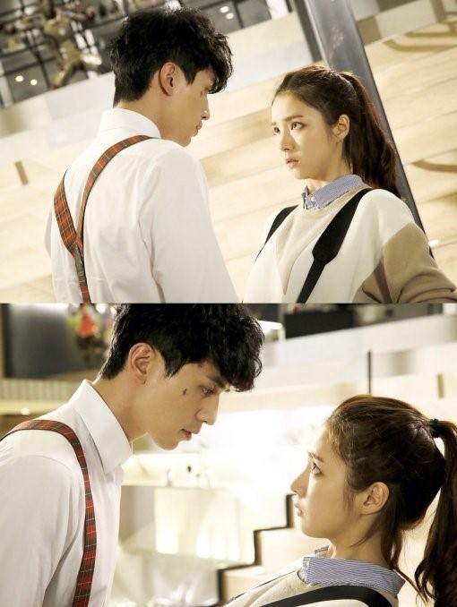 ironman lee dong wook shin se kyung