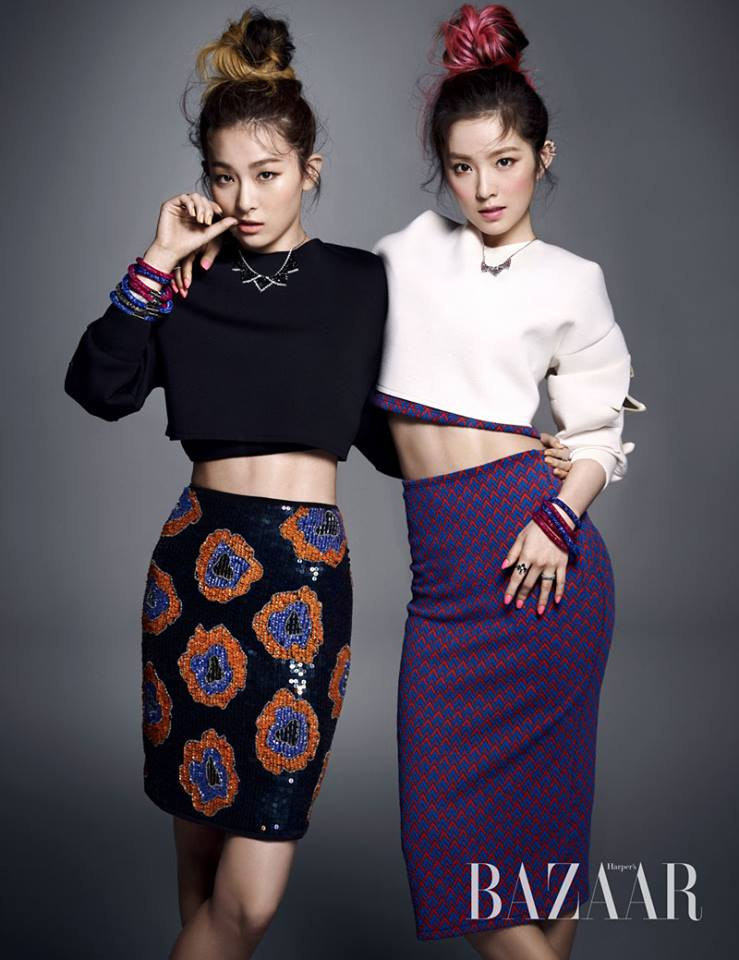 Red Velvet, Irene, Seulgi