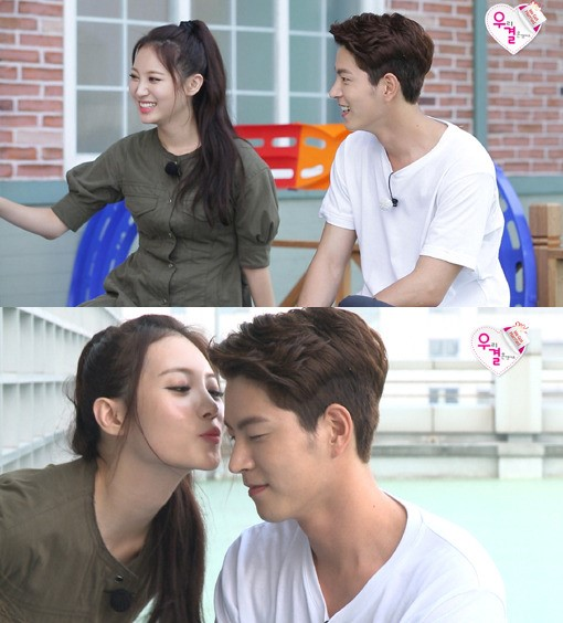 2014.09.05_yura & hong jong hyun wgm stills