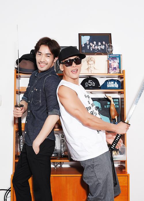 918 roommate joonhyung and ryohei