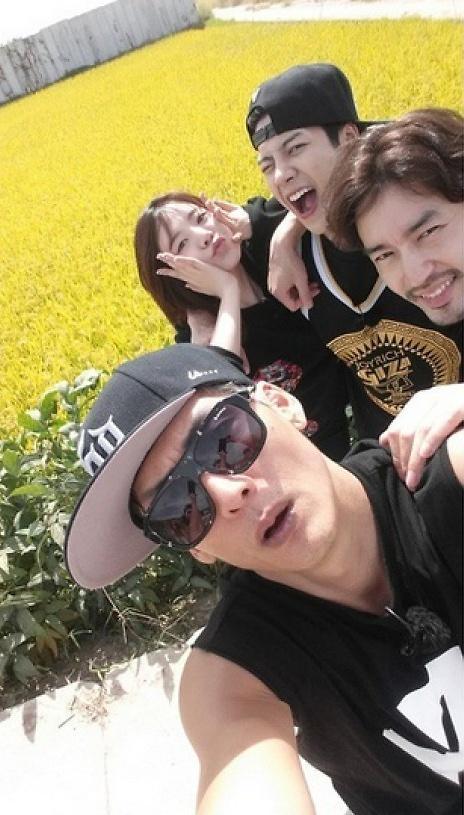 918 roommate joonhyung sns