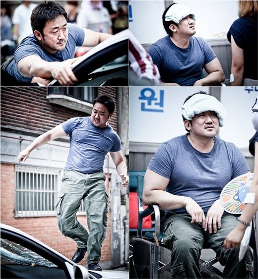 919 bad guys ma dong suk bts stills