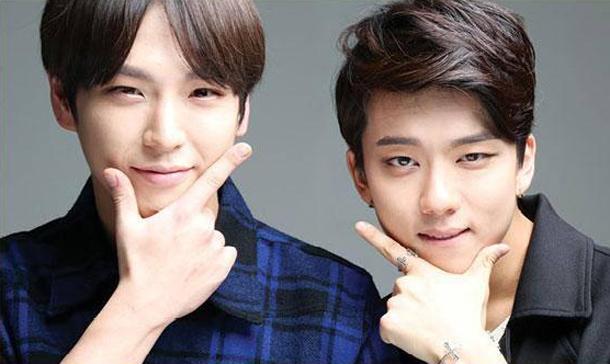 B.A. P Himchan, Youngjae