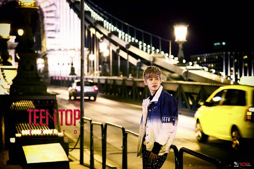 Chunji, Teen Top, Exito