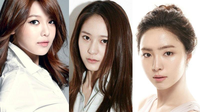 Sooyoung, Krystal, Shin Se Kyung