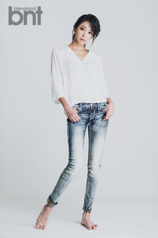 Han Go Eun for BNT International 3